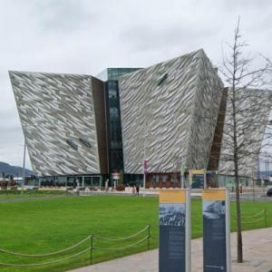 'Titanic Belfast' by Todd Architects (StreetView)