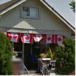 Canadian Flags (StreetView)
