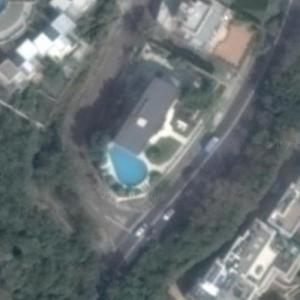Albert Yeung's House (Google Maps)