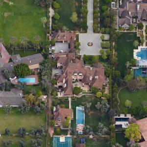 Brent Richardson's House (Google Maps)