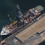 'GSF Explorer' - Drill Ship
