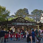 Entrance to Zoo Atlanta (StreetView)