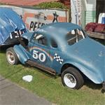 Nippy Commerdinger's 1937 Chevy Coupe (StreetView)
