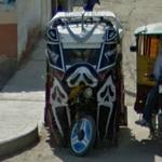 Scream rickshaw
