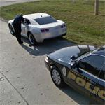 Busted by Speedway Police (StreetView)