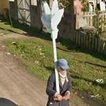 Cotton candy vendor (StreetView)