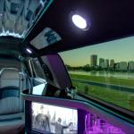 Inside a Limo in Perth (StreetView)
