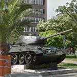 T-34/85 (StreetView)
