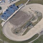 Route 66 Raceway dirt track