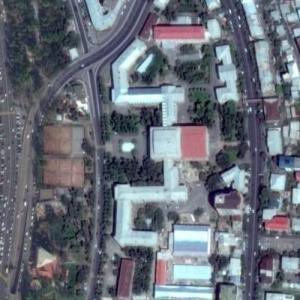 Yerevan State University (Google Maps)