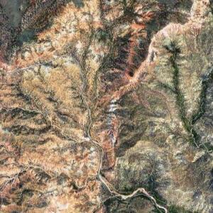 Bryce Canyon (Google Maps)