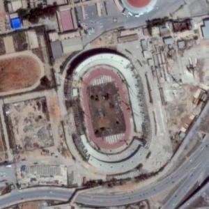 March 28 Stadium, Bengazi (Google Maps)