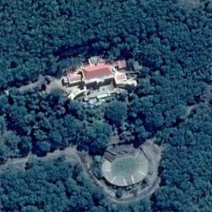 Hastings Banda's Mansion (former) (Google Maps)