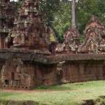 Banteay Srei (StreetView)