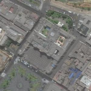 Government Palace, Lima (Google Maps)