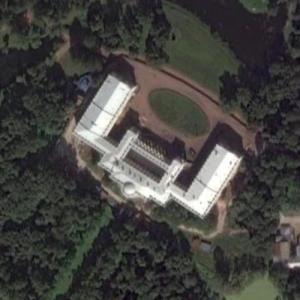 Alexander Palace (Google Maps)