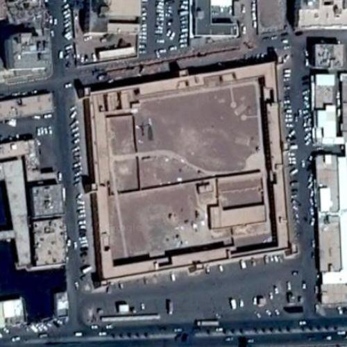 Fort Ha'il (Google Maps)