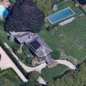 Jon Bon Jovi's House (Google Maps)