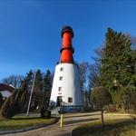 Lighthouse in Rozewie (StreetView)
