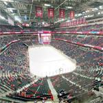 Washington Capitals game (StreetView)