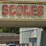 Scores Chicago (StreetView)