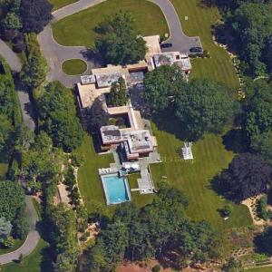 Jay Bernstein's House (Google Maps)