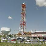 Tysons Corner Communications Tower (StreetView)