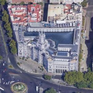 Cybele Palace (Google Maps)