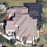 Candice Accola's House (Google Maps)