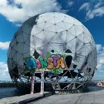 Abandoned Teufelsberg NSA Listening Station
