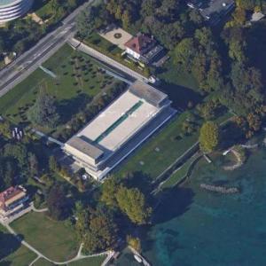 UEFA Headquarters (Google Maps)