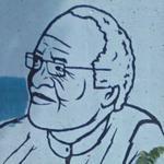 Desmond Tutu (StreetView)