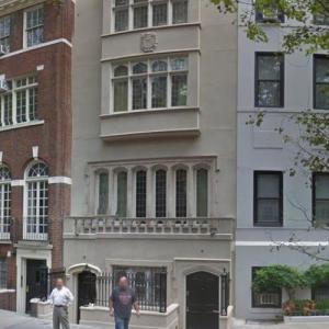 Martin Scorsese's House (StreetView)
