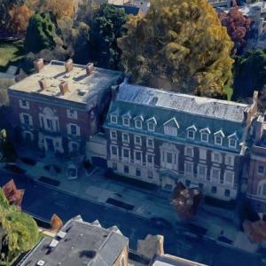 Jeff Bezos' House (Google Maps)