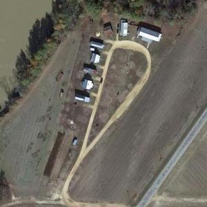 The Tallahatchie Flats (Google Maps)