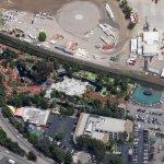 Justin Bieber attempted robbery (alleged) site (12 May 2014) (Google Maps)