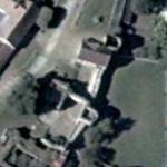 Senlis castle (Google Maps)