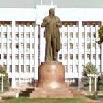 Lenin's statue (StreetView)