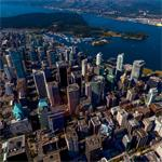 Downtown Vancouver photosphere (StreetView)
