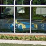 Dale Earnhardt's 1980 stock cars (StreetView)