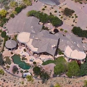 Jim McMahon's House (Google Maps)
