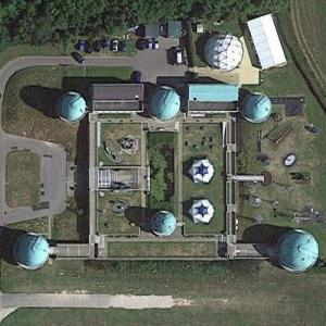 Former Royal Greenwich Observatory (Google Maps)