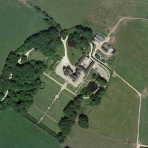 Castle Oliver (Kim Kardashian & Kanye West Honeymoon Location) (Google Maps)