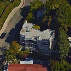 Adam Lambert's house (Former) (Google Maps)