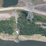 Louisville Gas & Electric Caught Dumping Coal Ash into Ohio River (Google Maps)