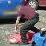 Murder in progress (hoax) (StreetView)