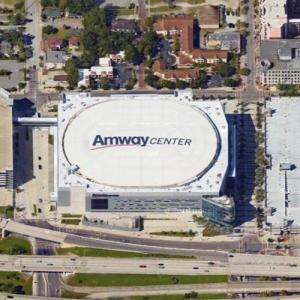 Amway Center (Google Maps)