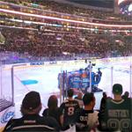 L.A. Kings game (StreetView)