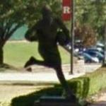 Birthplace of American Football statue (StreetView)
