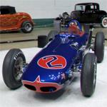 1960 A.J. Watson Dowgard Special Indy Car (StreetView)